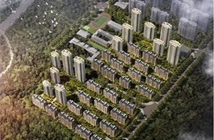 hua地森林语  森林系科技智能住所